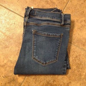 Free People Skinny Jeans Size 28